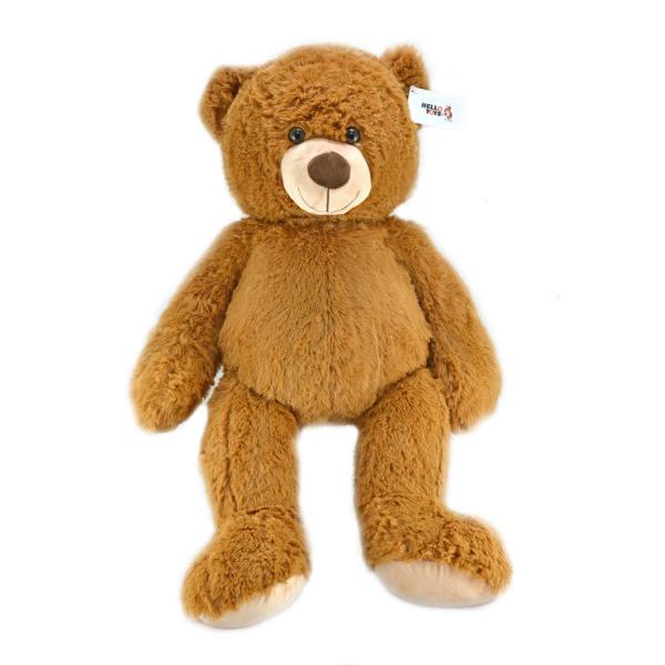 عروسک هلو تویز طرح خرس تدی ارتفاع 70 سانتی متر