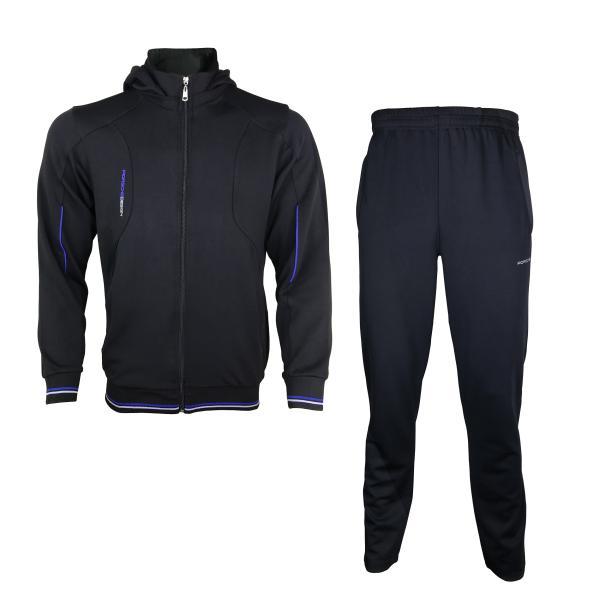 ست گرمکن و شلوار ورزشی مردانه مدل PD-BL01