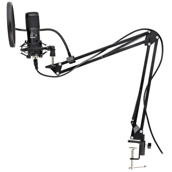 مجموعه تجهیزات ضبط صدا کینباس مدل BM800P
