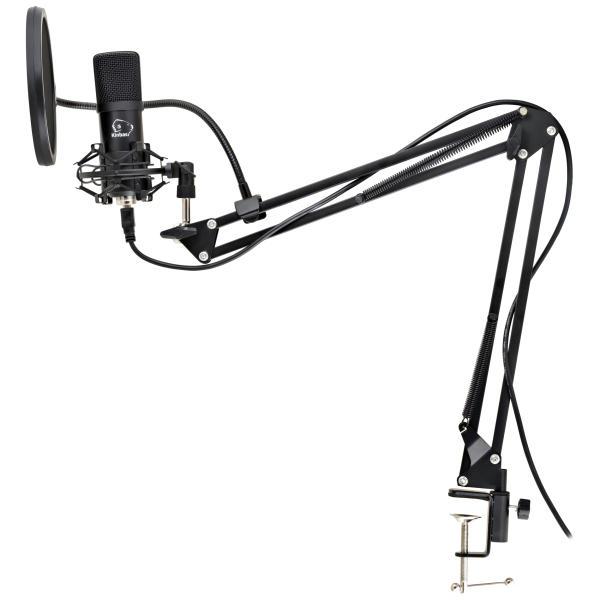 مجموعه تجهیزات ضبط صدا کینباس مدل BM800