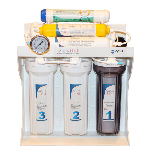 دستگاه تصفیه کننده آب آکوا لاین مدل RO-LINE 700 fiber