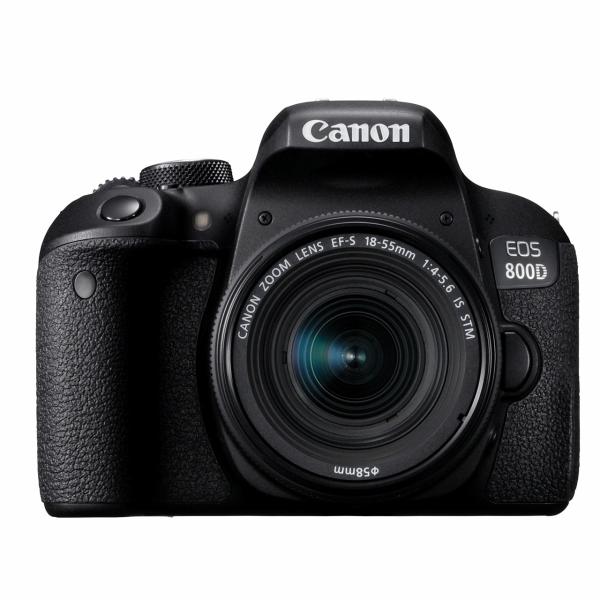 دوربین دیجیتال کانن مدل EOS 800D به همراه لنز 18-55 میلی متر IS STM