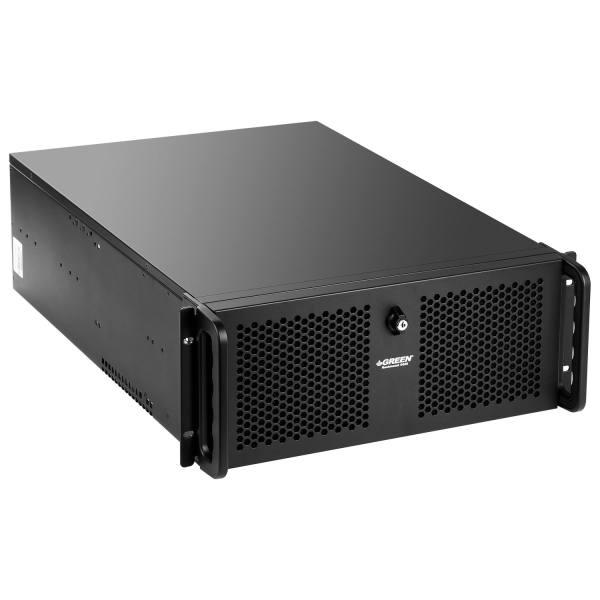 کیس کامپیوتر گرین مدل G520 4U