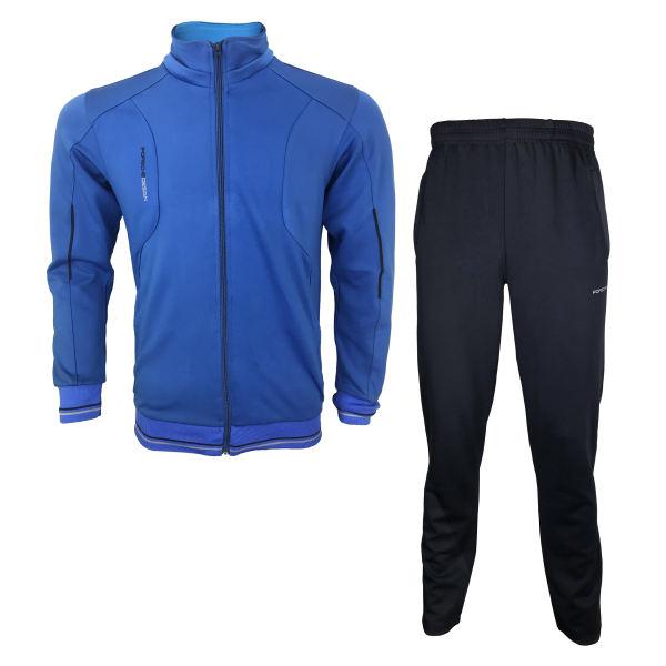 ست گرمکن و شلوار ورزشی مردانه مدل P-BU04
