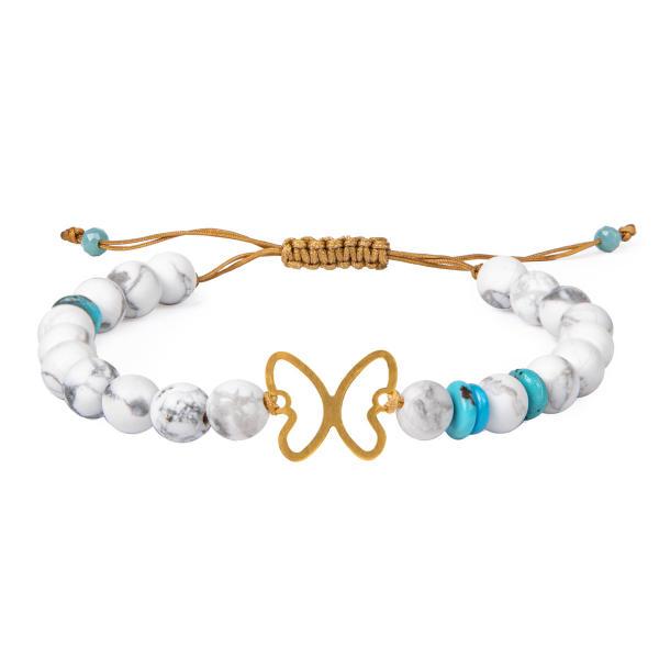 دستبند طلا 18 عیار زنانه ریسه گالری کد H1200