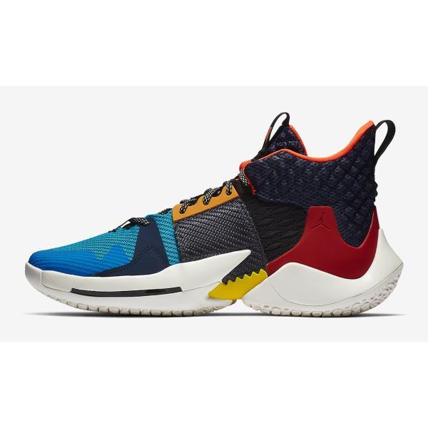 کفش بسکتبال مردانه مدل Why Not Zer0.2 کد BV6352-900 غیر اصل