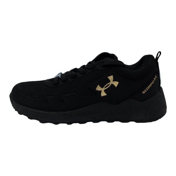 کفش مخصوص پیاده روی زنانه مدل az-zn رنگ مشکی غیر اصل