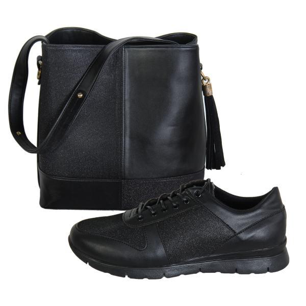 ست کیف و کفش زنانه کد 026