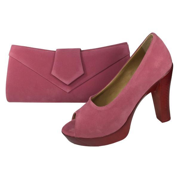 ست کیف و کفش زنانه مدل B501