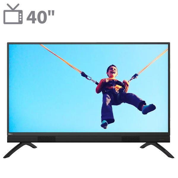 تلویزیون ال ای دی هوشمند فیلیپس مدل 40PFT5883 سایز 40 اینچ