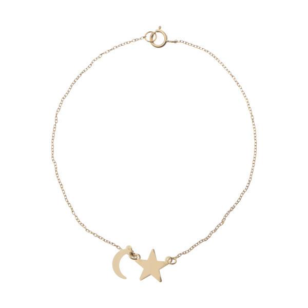 دستبند طلا 18 عیار زنانه مدل DBT01