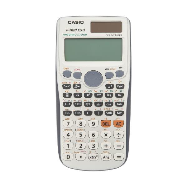 ماشین حساب مدل fx-991ES Plus غیر اصل