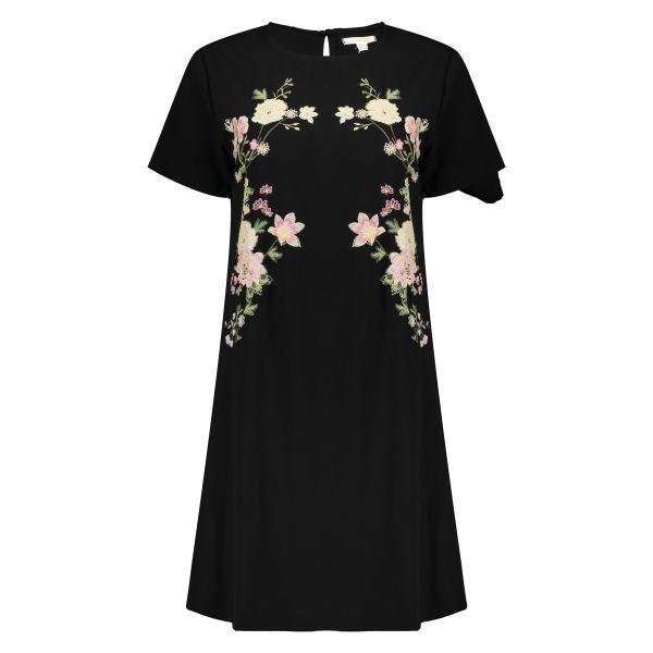 پیراهن زنانه اسپرینگ فیلد مدل 7953143-BLACK