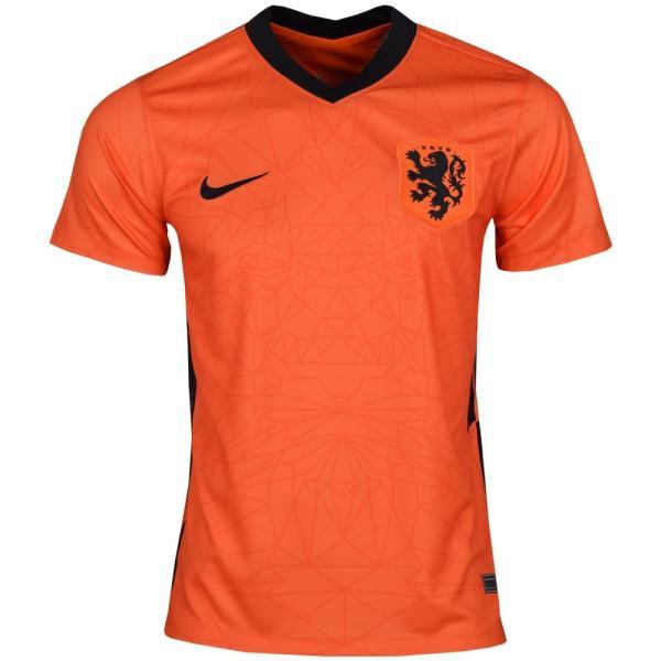 تیشرت ورزشی مردانه طرح هلند کد 19-20 رنگ نارنجی غیر اصل