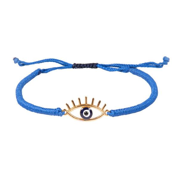 دستبند طلا 18 عیار زنانه ریسه گالری مدل A1050B
