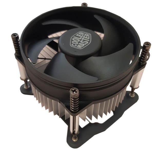 خنک کننده پردازنده کولر مستر مدل i30