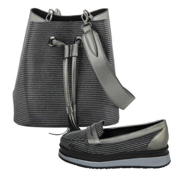 ست کیف و کفش زنانه کد st215