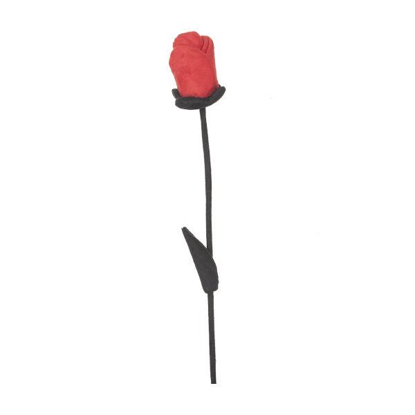 گل مصنوعی طرح رز کد m350