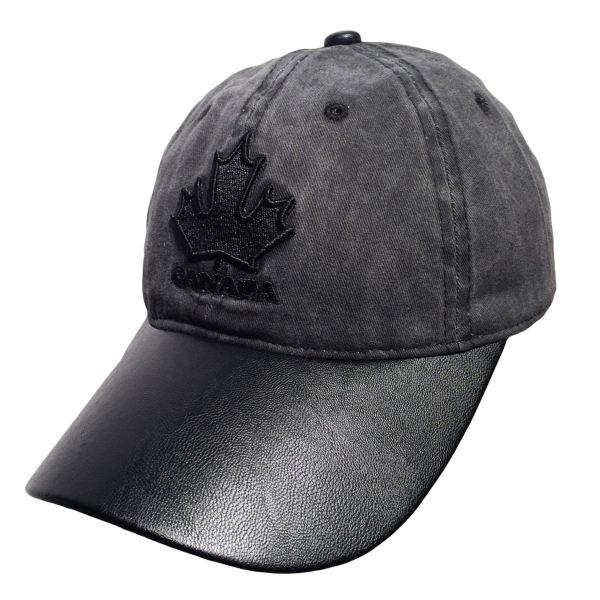 کلاه کپ طرح برگ افرا کد H-13
