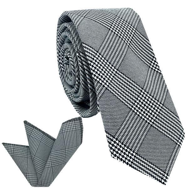 ست کراوات و دستمال جیب مردانه هکس ایران مدل KT-4KH TS