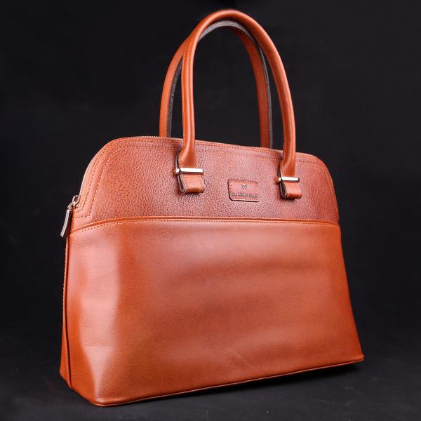 کیف دستی زنانه چرم ماکان کد DAVD-J0