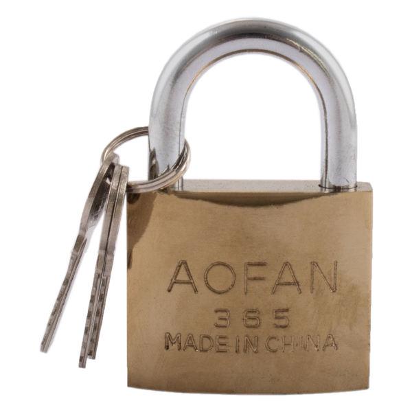 قفل آویز مدل Aofan50