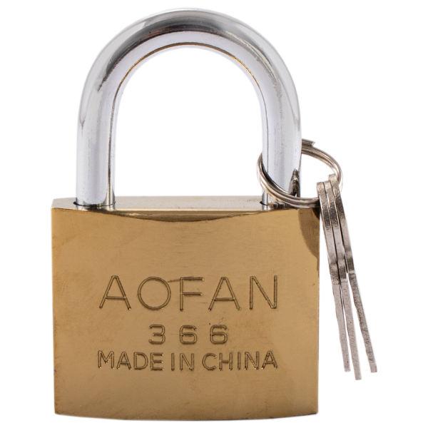 قفل آویز مدل Aofan63