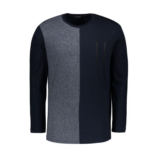 تی شرت آستین بلند مردانه باینت کد 324-2