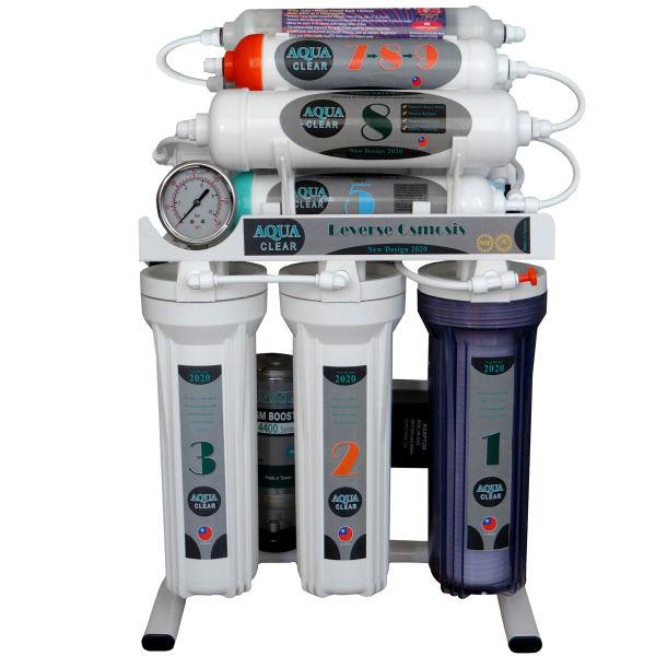دستگاه تصفیه کننده آب آکوآکلیر مدل NEWDESIGN 2020 - ALN10