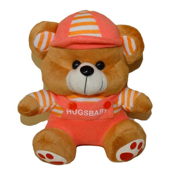 عروسک طرح خرس ملوان کد KM01 ارتفاع 20 سانتی متر