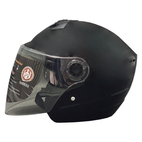 کلاه کاسکت سابرینا مدل 505_BK