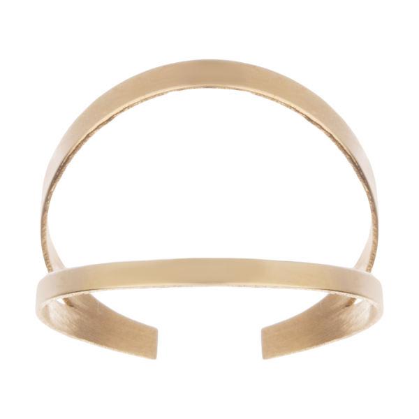انگشتر طلا 18 عیار زنانه نیوانی مدل NR010