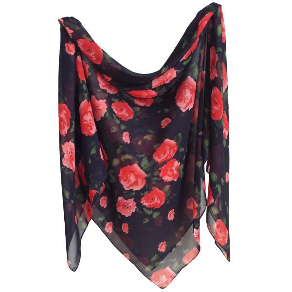 روسری زنانه تبسم کد 1011101