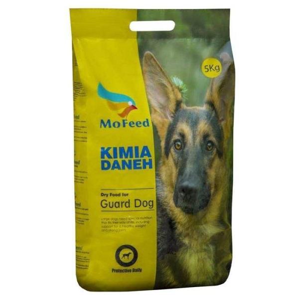 غذای خشک سگ مفید مدل Gurad کد 010 وزن 5 کیلوگرم