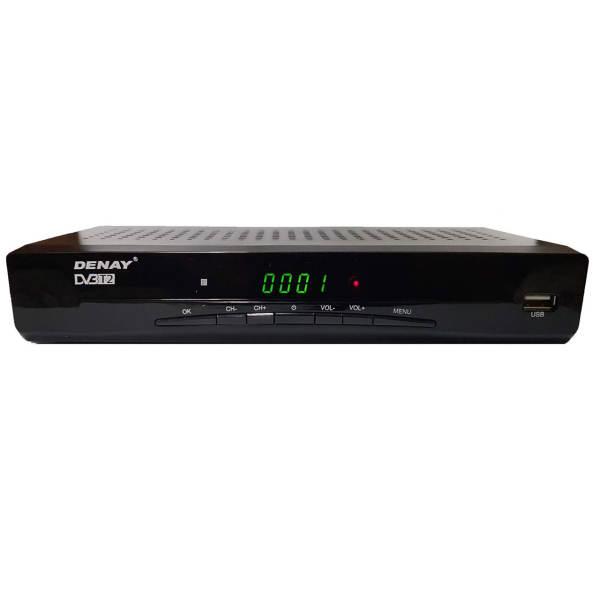 گیرنده دیجیتال دنای مدل DVB-T2 STB961T2