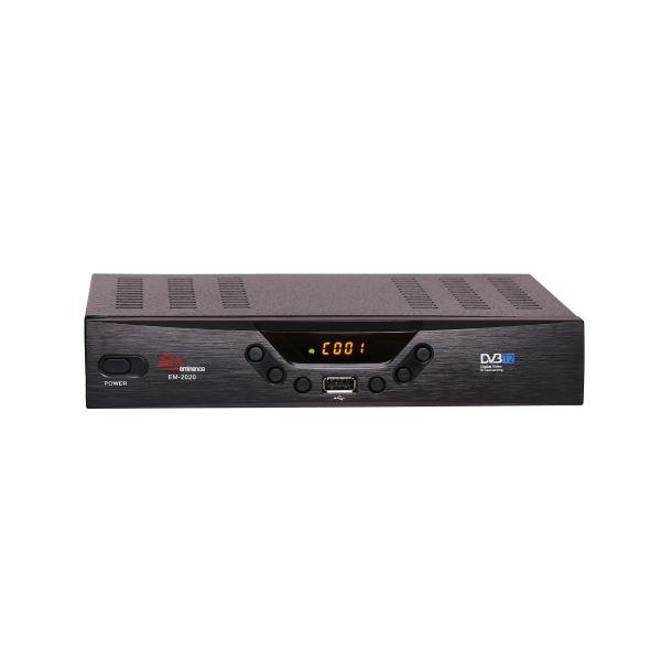 گیرنده دیجیتال امیننس مدل DVB-T2 EM-2020