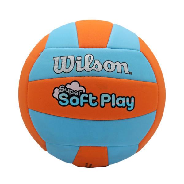 توپ والیبال ویلسون مدل SUPER SOFT PLAY 101