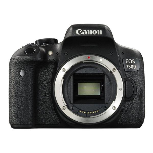 دوربین دیجیتال کانن مدل EOS 750D
