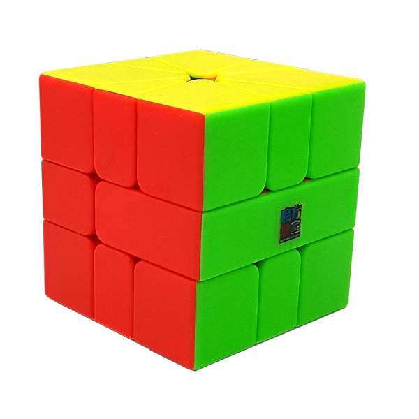 مکعب روبیک ام اف طرح اسکوار کد 2012