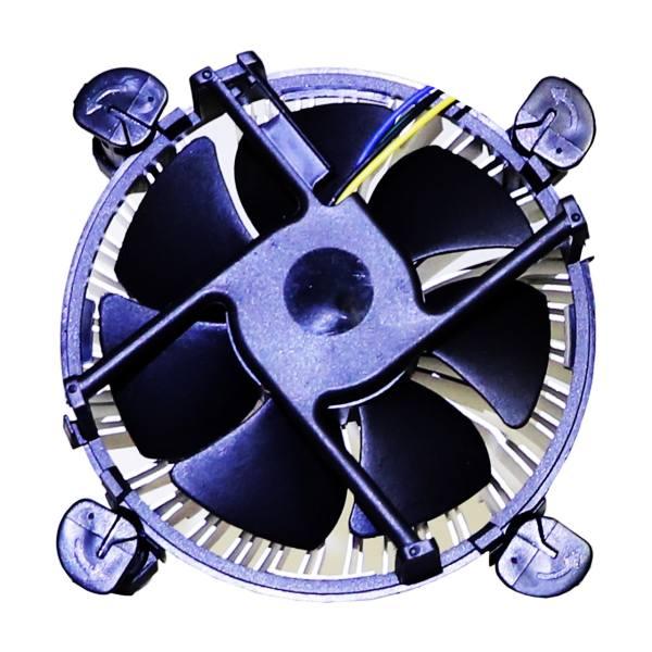 سیستم خنک کننده پردازنده تراست مدل 775