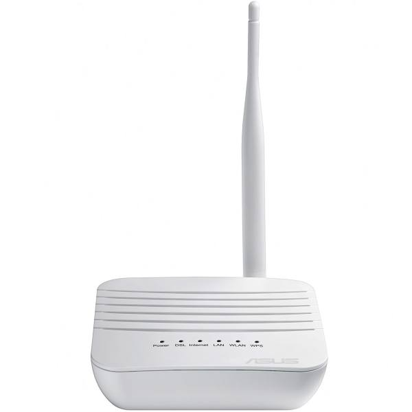 مودم روتر ADSL بیسیم N150 ایسوس مدل DSL-N10S