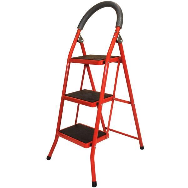 نردبان سه پله فاتح مدل SiDaCo.Fa3s