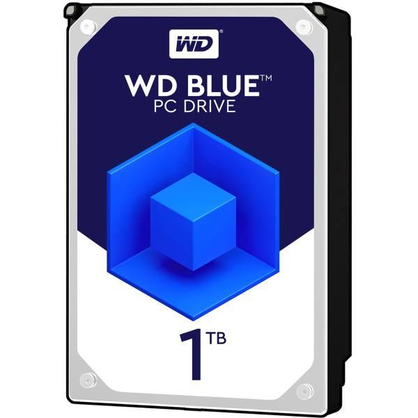 هارددیسک اینترنال وسترن دیجیتال مدل Blue WD10EZEX ظرفیت 1 ترابایت