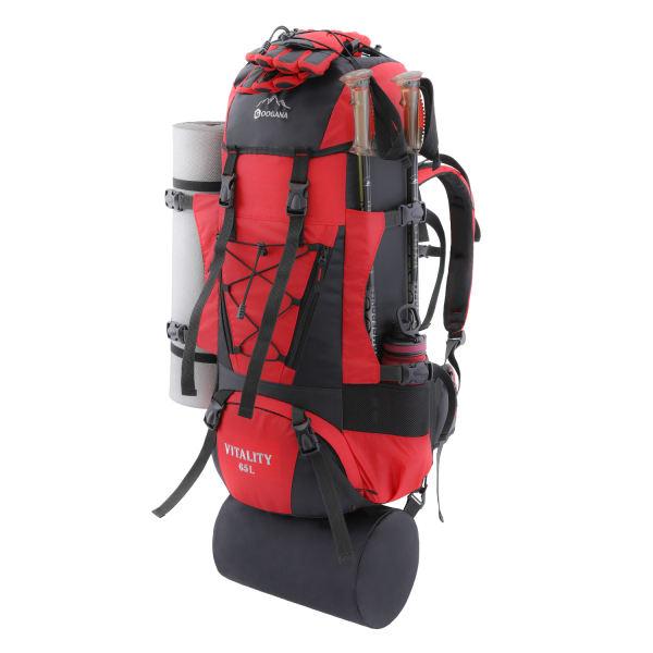کوله پشتی کوهنوردی 65 لیتری گوگانا مدل 2-30346