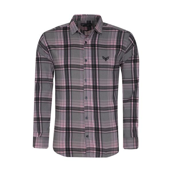 پیراهن آستین بلند مردانه پیکی پوش مدل M02499
