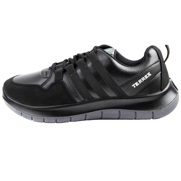 کفش پیاده روی مردانه کفش شیما مدل TRX رنگ مشکی