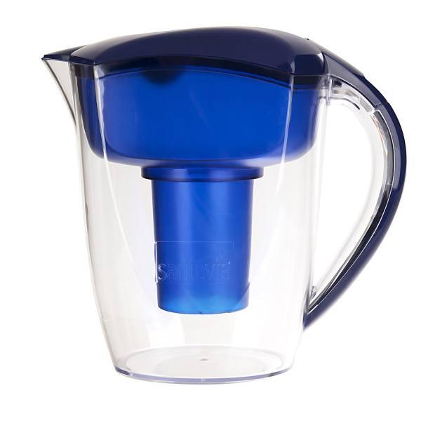 پارچ تصفیه آب سانتویا مدل Alkaline Pitcher حجم 2 لیتر