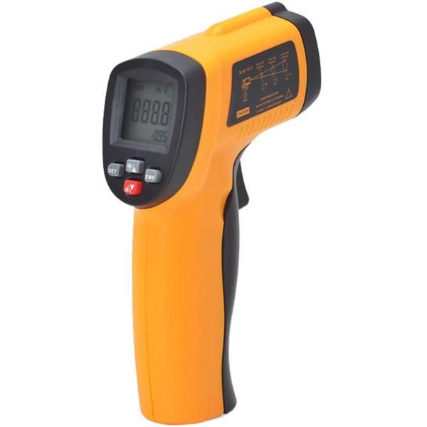 ترمومتر لیزری صنعتی بنتک مدل GM550E