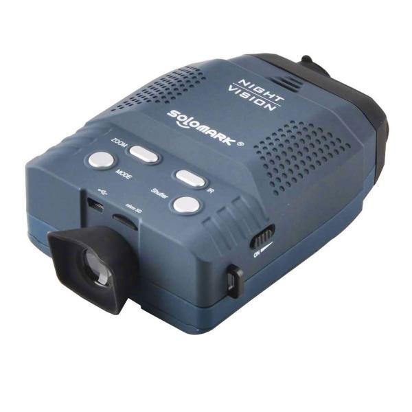 دوربین دوچشمی سولومارک مدل night vision