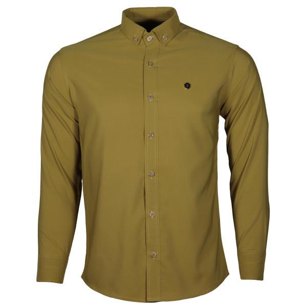 پیراهن آستین بلند مردانه مدل KH 210038 غیر اصل